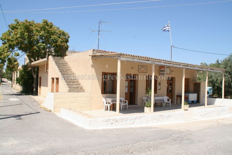 Other commercial property for rent, 120sqm, 500€ - Vathi
