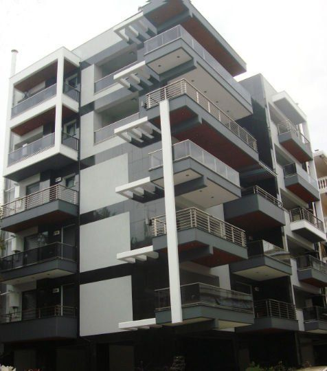 Διαμέρισμα προς πώληση Καλαμαριά Κέντρο 145 τ.μ. 4ος Όροφος 3 Υπνοδωμάτια Νεόδμητο