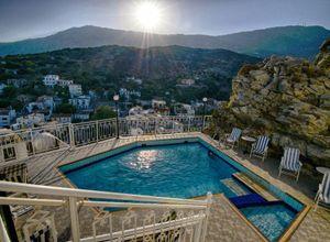 Ξενοδοχείο προς πώληση Ικαρία Άγιος Κήρυκος 800 τ.μ. Ισόγειο