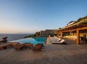 Μονοκατοικία για ενοικίαση Μύκονος Ορνός 590 τ.μ. Ισόγειο