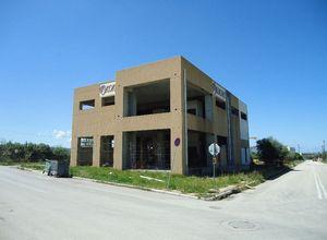 Κτίριο επαγγελματικών χώρων για ενοικίαση Πάτρα Γλαύκος 1.290 τ.μ. Ισόγειο