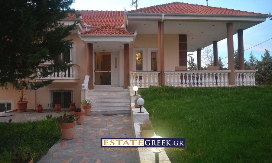Μονοκατοικία προς πώληση Κάτω Κεφαλάρι (Δοξάτο) 245 τ.μ. Ισόγειο 5 Υπνοδωμάτια