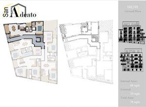 apartment for sale Sannat, 68 ㎡, bedroom: 1, new development