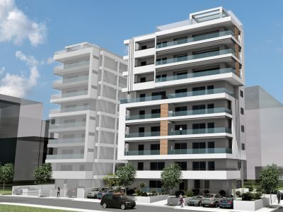 Apartment for sale Palaio Faliro Floisvos 68 m<sup>2</sup> 4th Floor 2 Bedrooms New development
