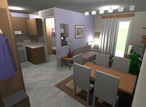 Διαμέρισμα προς πώληση Κέντρο (Κοζάνη) 65 τ.μ. 2 Υπνοδωμάτια Νεόδμητο