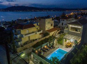 Βίλλα προς πώληση Άγιος Αθανάσιος (Σαλαμίνα) 170 τ.μ. Ισόγειο 5 Υπνοδωμάτια Νεόδμητο 2η φωτογραφία