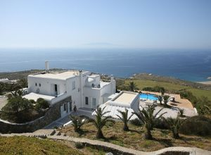 Villa to rent Elia (Mykonos) 700 m<sup>2</sup> Ground floor