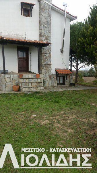 Μονοκατοικία προς πώληση Ζαγκλιβέρι (Καλλίνδοια) 120 τ.μ. Ισόγειο 3 Υπνοδωμάτια