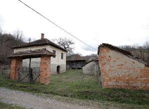 Kuća na prodaju Gornji Milanovac, 60 ㎡, spavaća soba: 1