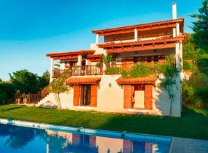 Villa for sale Corfu Achilleio 300 m<sup>2</sup> Ground floor
