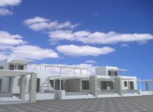 Sale, Detached House, Naxos (Cyclades)