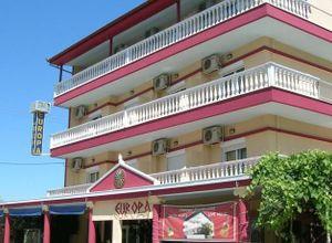 Ξενοδοχείο προς πώληση Κατερίνη Ολυμπιακή Ακτή 850 τ.μ. Ισόγειο