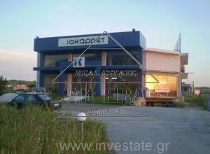 Κτίριο επαγγελματικών χώρων, Σέρρες