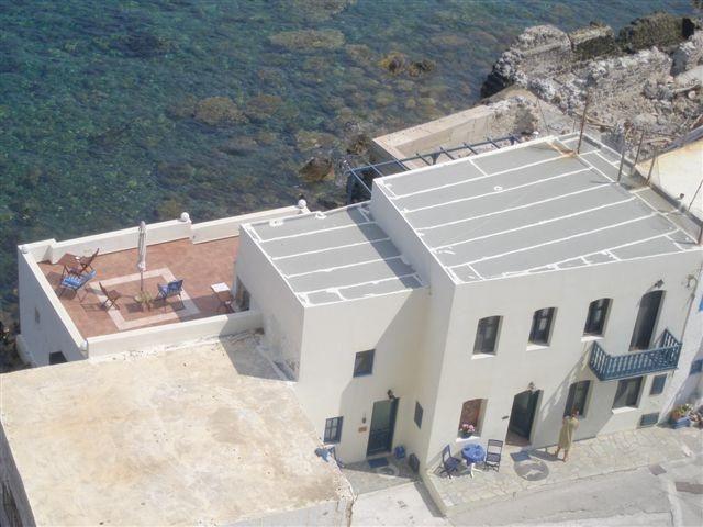 Μονοκατοικία προς πώληση Νίσυρος 100 τ.μ. Ισόγειο 2 Υπνοδωμάτια