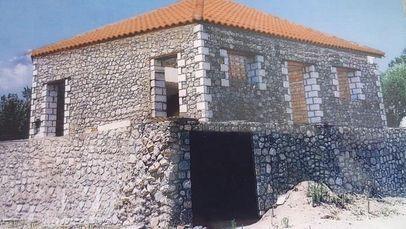 独栋 出售 Chatzis (Aigio) 122 平方米 地面一层 3 多间卧室 新发展