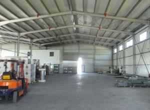 Βιοτεχνικός χώρος για ενοικίαση Αχαρνές 1.340 τ.μ. Ισόγειο